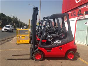 Good Condition Linde Forklifts For Sale