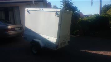 Venter Voyager buid-up Trailer