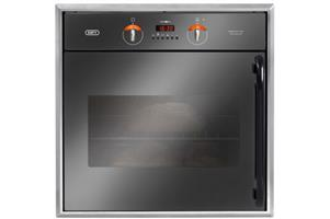 DEFY PETIT CHEF MULTIFUNCTION EYE LEVEL OVEN STAINLESS STEEL. Model DBO431. Brand new