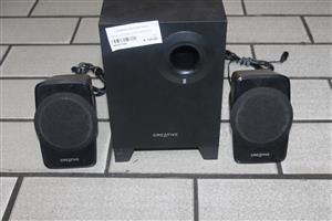 Creative computer speakers S036118H
