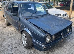 Vw golf 1 1.4i stripping for spares