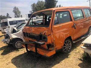 JETTA MINI VAN NOW STRIPPING FOR SPARES