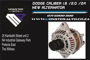 Dodge Caliber 1.8 / 2.0 / 2.4 Alternator ( Dodge Parts / Dodge Spares )