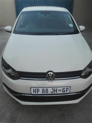 2018 VW Polo Vivo hatch 1.4 Blueline