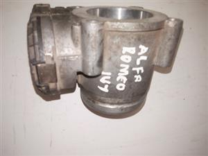 We Have An Alfa Romeo 147 Throttle Body For Sale