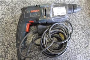 650W Bosch Hammer Drill