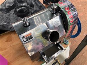Manual sugar cane juice machine for sale