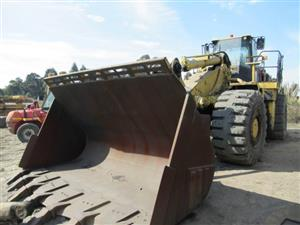 Caterpillar 988G Front End Loader - ON AUCTION