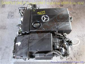 MERCEDES BENZ 271946 1.8L DOHC 16V Engine -C180 W203 KOMPRESSOR