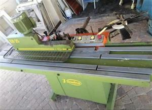 WOOD edging machine