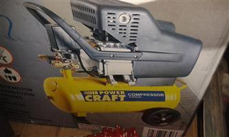Power craft compressor