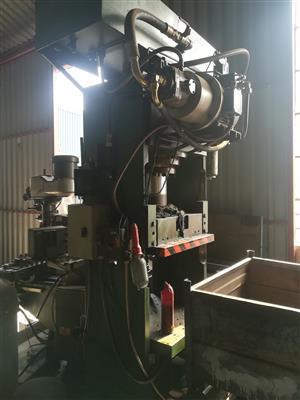120 ton hydraulic press for sale