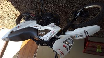 2015 Bashan 250cc