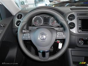 VW Jetta 6 / Golf 6/ Tiguan second hand multifunction steering wheel for sale