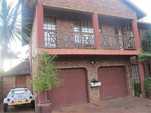 NEAT DOUBLE STOREY FAMILY HOME FOR SALE IN MONTANA PARK (DUET SECTIONAL TITLE)