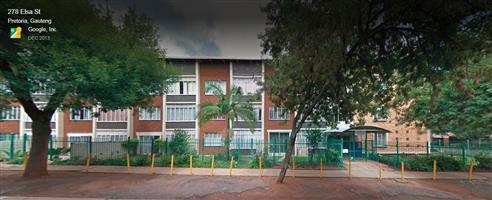 PTA Gardens 1 and a half bedroom flat to rent as from 1 January.