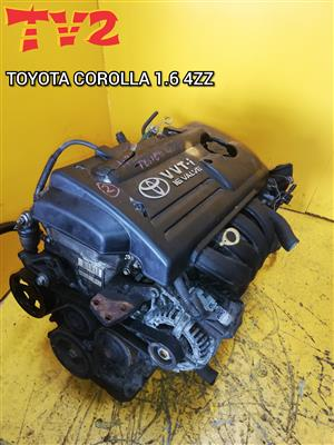 TOYOTA- COROLLA 1.4 4ZZ ENGINE FOR SALE