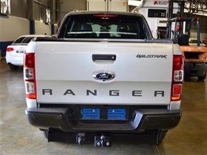 2016 Ford Ranger double cab RANGER 3.2TDCi WILDTRAK A/T P/U D/C