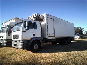 refrigerator truck for sale