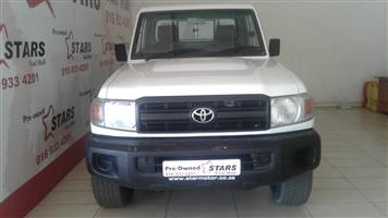 2010 Toyota Land Cruiser 78 4.2D wagon