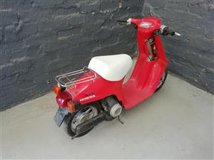 1980 Honda Scooter Elite