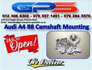 New Audi A4 B8 Camshaft Mounting Part for Sale