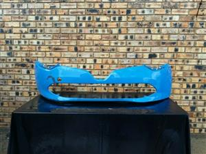 Renault Clio 4 Front Bumper Cover