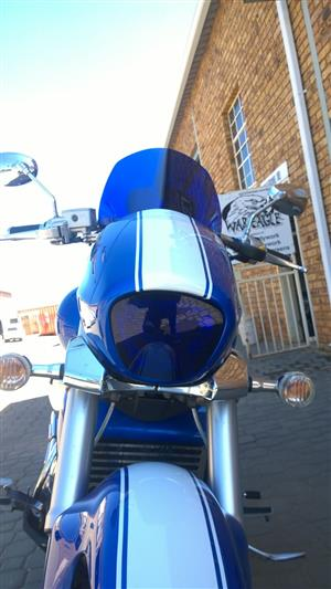 War Eagle Racing Motorcycle Screens and Fairings Suzuki Boulevard M109 Screen