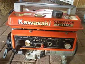 Kawasaki  Petrol Generator