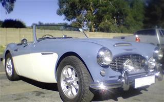 1959 Austin Healey BH6 3000cc - Investment Vehicle