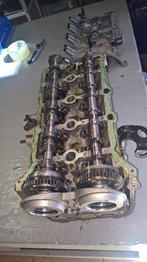 Audi S3 Cylinder Head CJE