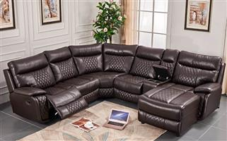 PERILLI 6 Piece, Executive Corner Suite. Model 9005.