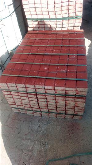 We supply and install paving bricks