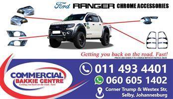 ford ranger chrome accessories
