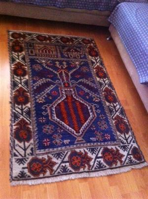 PERSIAN RUGS - Various - prices between R1500 - R500 (negotiable)
