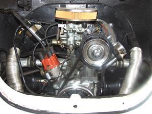 VW Beetle 1600 1977