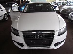 AUDI A4 1.8T 2011 STRIPPING FOR SPARES