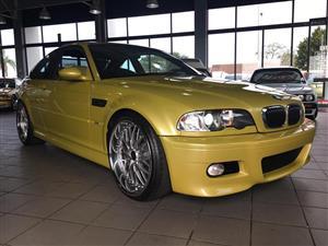 2002 BMW M3 sedan