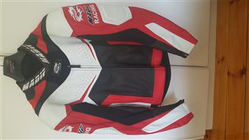 Madif Leather Racing Jacket Size-56 + Other bargains (see below-All NEW)