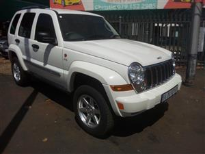 2006 Jeep Cherokee 3.7L Limited
