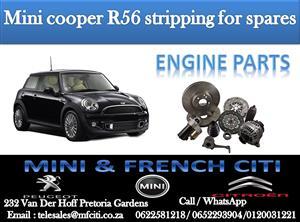BIG PROMOTION ON MINI R56 ENGINE PARTS