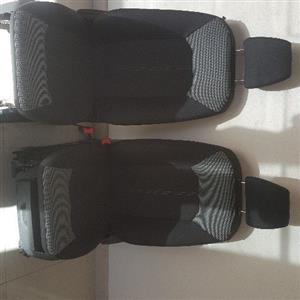 Ecosport seats like new