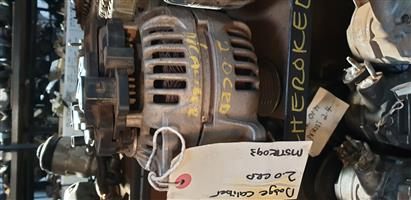 Dodge Caliber 2.0 CRD Alternator