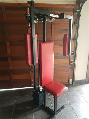 Chest Home Gym Machine with Weights