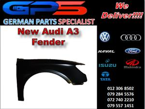 New Audi A3 Fender for Sale