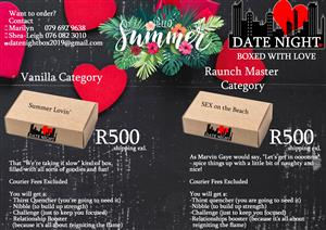Date Boxes