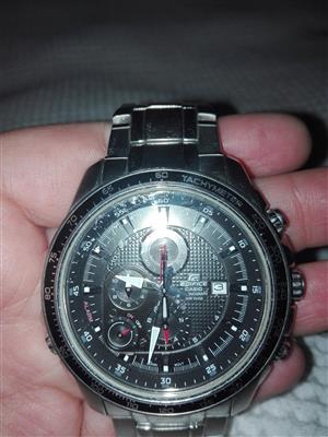 CASIO EDIFACE EF545 WATCH