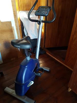 STEALTH 3100 EXERCISE BIKE FOR SALE