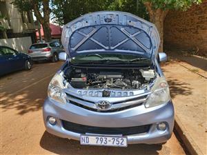 2015 Toyota Avanza AVANZA 1.5 TX