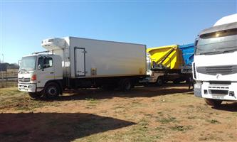 TRUCKS AND TRAILERS AT A GOOD PRICE